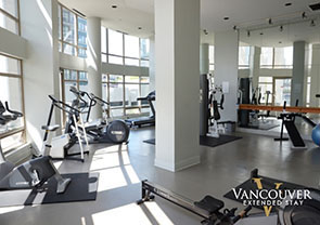 Fitness Centre at The Palisades