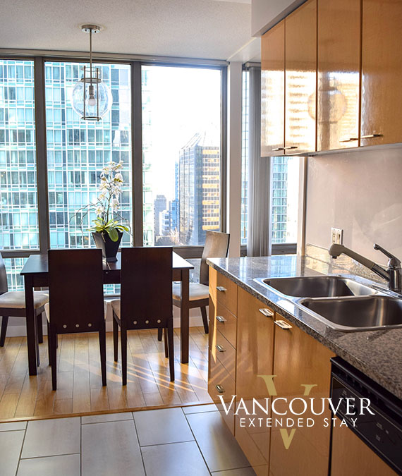 Photo of apartment 1202 - 1200 West Georgia Street, Vancouver, BC V6E 4R2