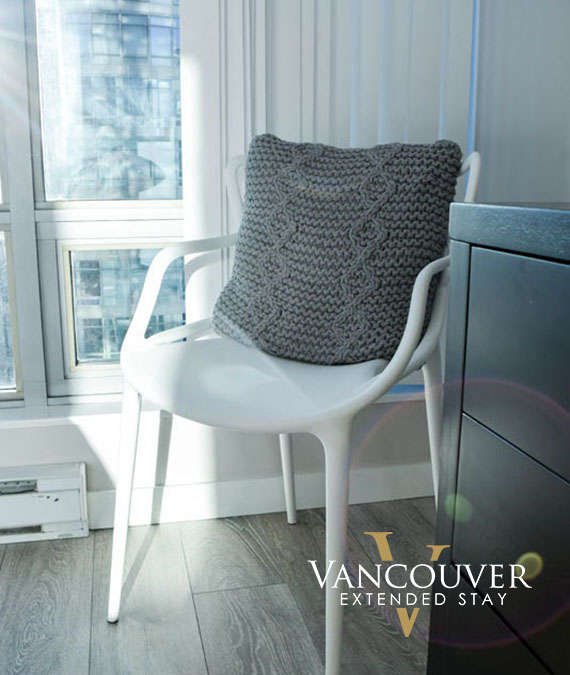 Photo of apartment 1307 - 1200 West Georgia Street, Vancouver, BC V6E 4R2