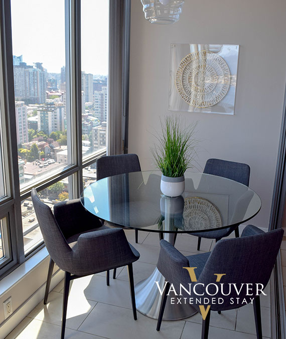 Photo of apartment 2704 - 1200 West Georgia Street, Vancouver, BC V6E 4R2