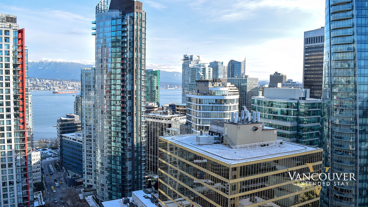 Photo of apartment 2803 - 1200 West Georgia Street, Vancouver, BC V6E 4R2