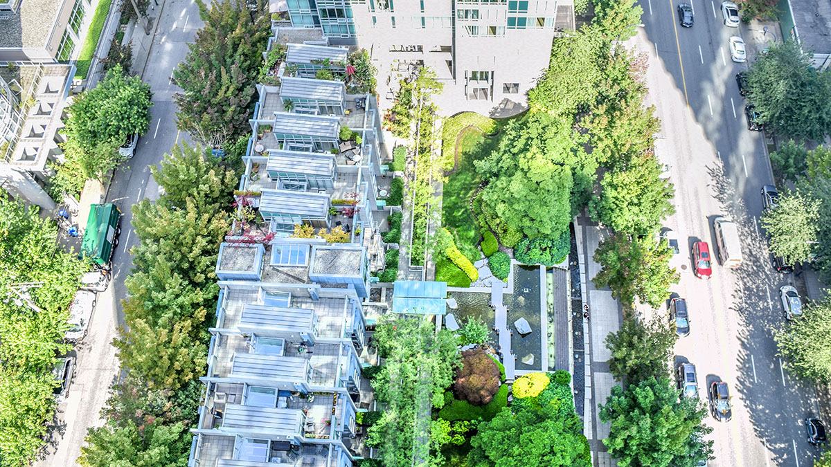 Photo of apartment 3002 - 1200 West Georgia Street, Vancouver, BC V6E 4R2