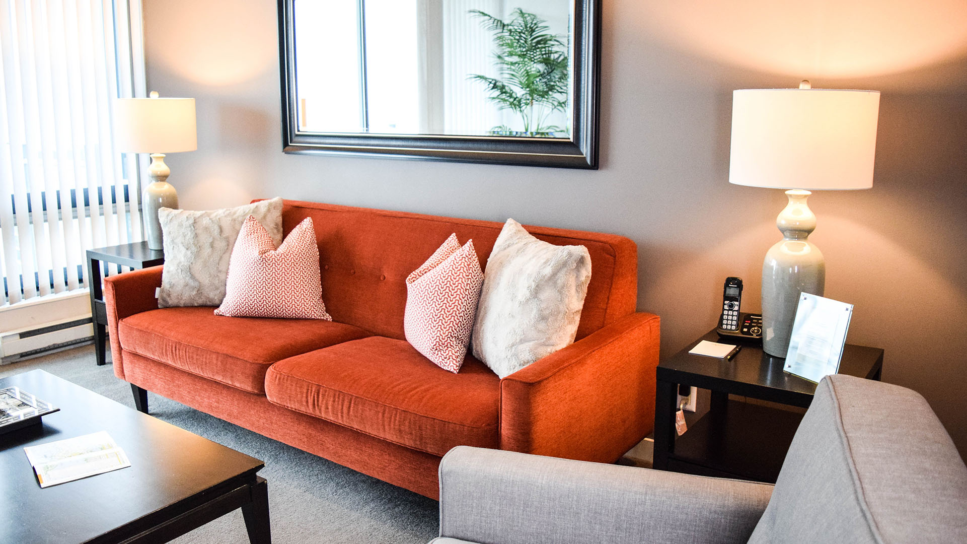 Photo of fully furnished apartment #3206 at The Residences on Georgia, 1200 West Georgia Street, Vancouver, BC