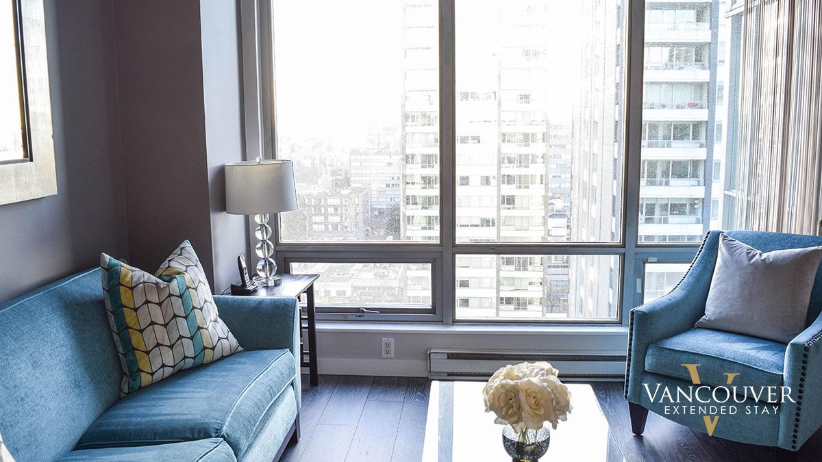 Photo of apartment 1907 - 1288 West Georgia Street, Vancouver, BC V6E 4V2