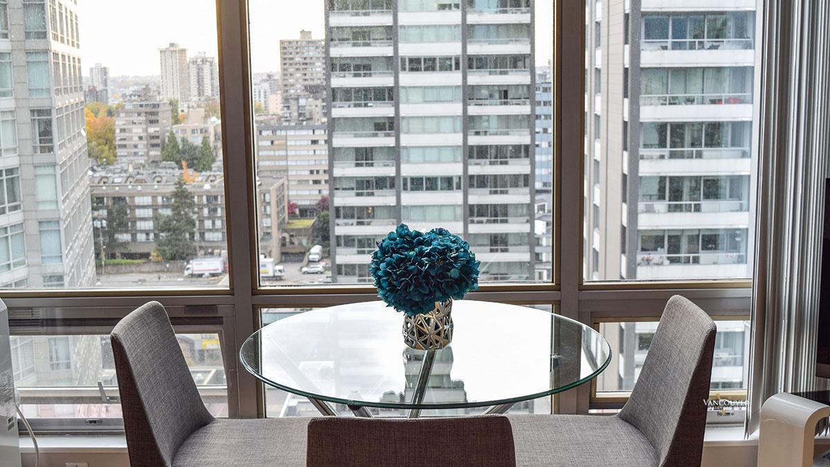 Photo of apartment 2007 - 1288 West Georgia Street, Vancouver, BC V6E 4R3