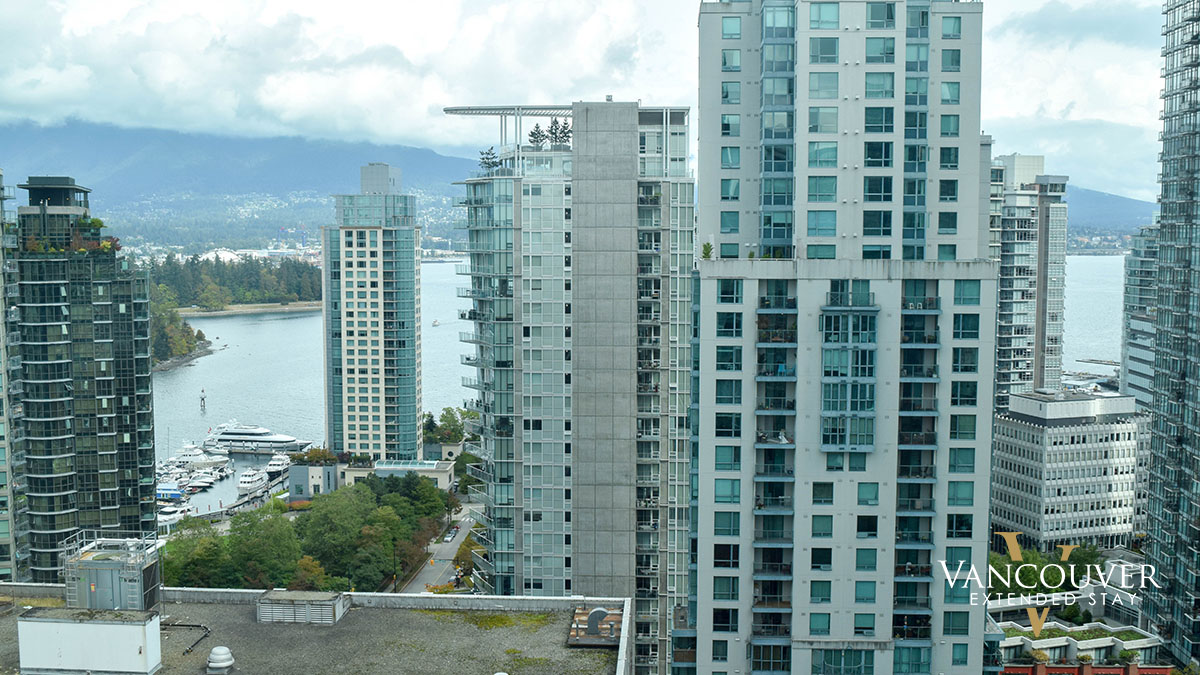 Photo of apartment 2103 - 1288 West Georgia Street, Vancouver, BC V6E 4R3