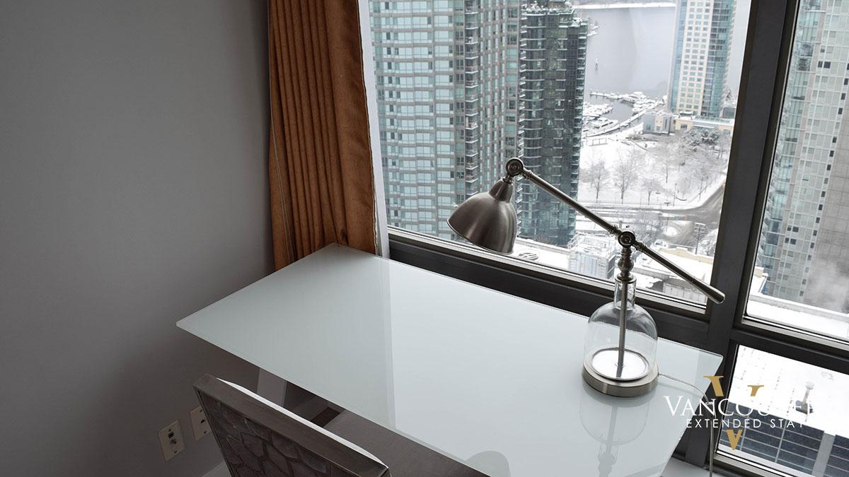 Photo of apartment 2502 - 1288 West Georgia Street, Vancouver, BC V6E 4R3