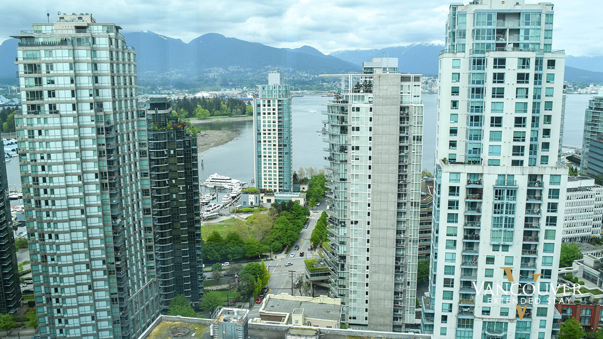 Photo of apartment 2602 - 1288 West Georgia Street, Vancouver, BC V6E 4R3