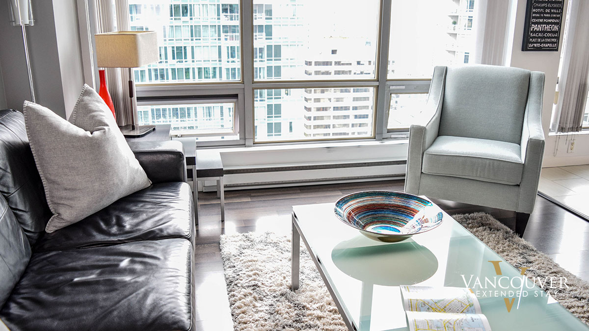 Photo of apartment 2904 - 1288 West Georgia Street, Vancouver, BC V6E 4R3