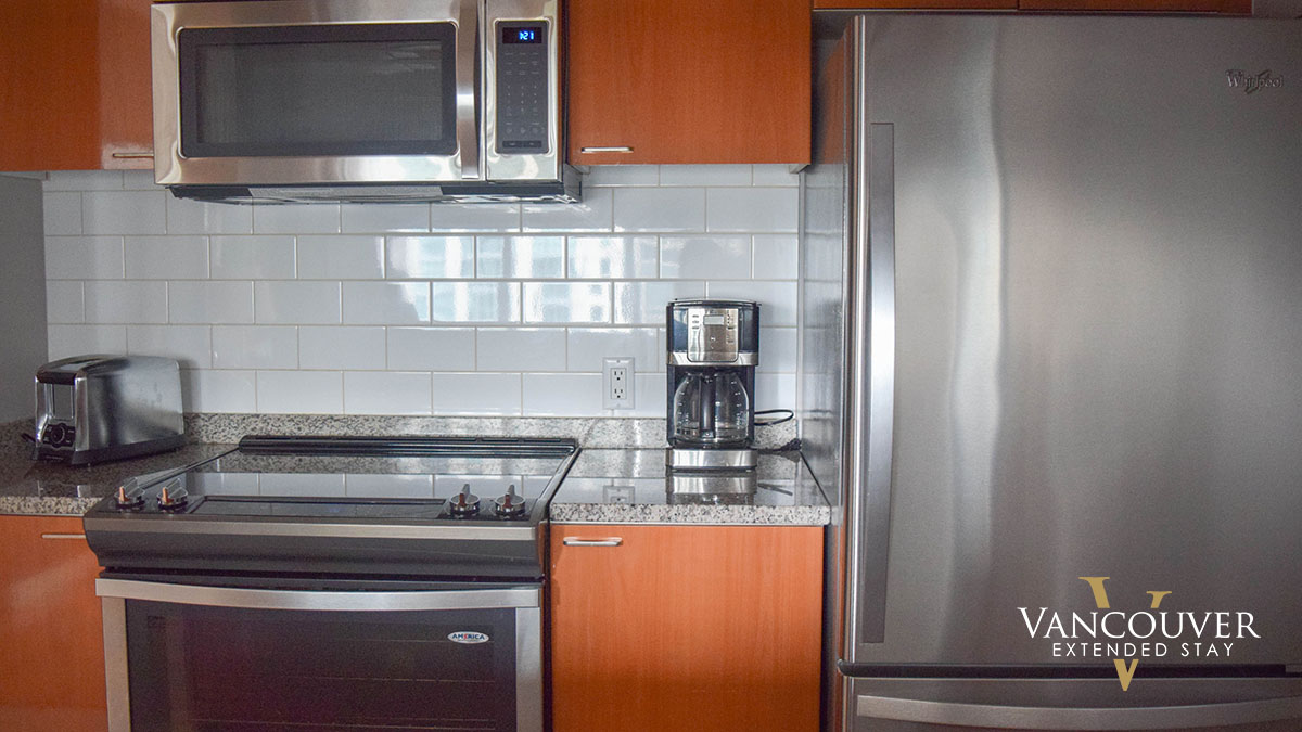 Photo of apartment 603 - 1288 West Georgia Street, Vancouver, BC V6E 4R3