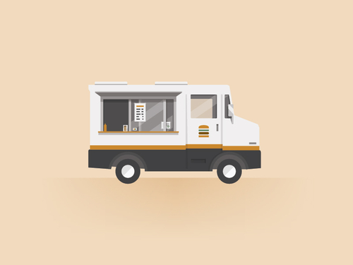 Food Truck by Matt Lawson design