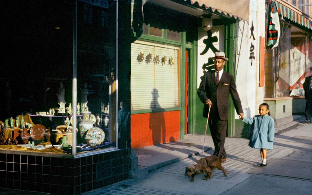 Pender Street, Chinatown, Vancouver 1958 by Fred Herzog