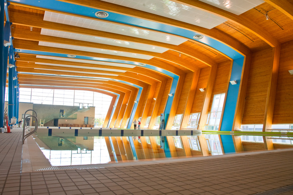 Vancouver Aquatic Center