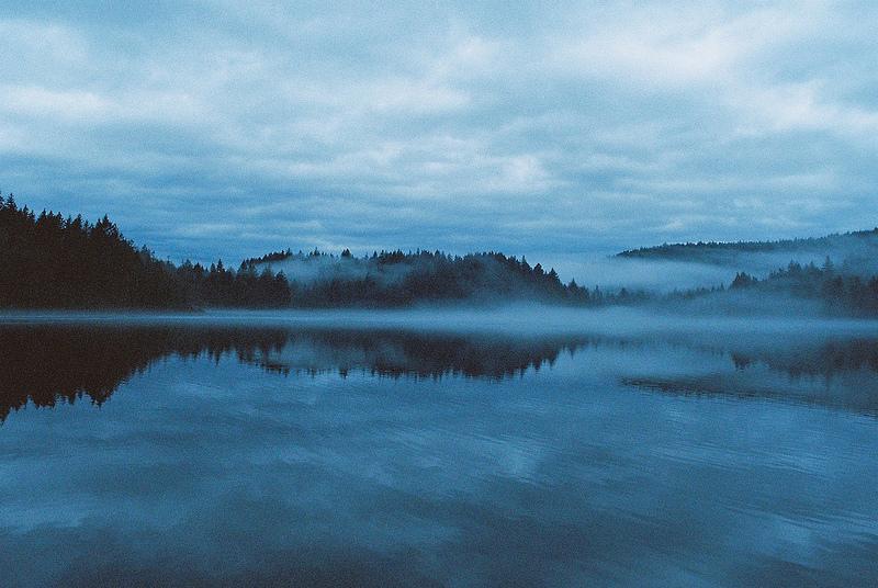 Bowen Island Fog - Vancouver