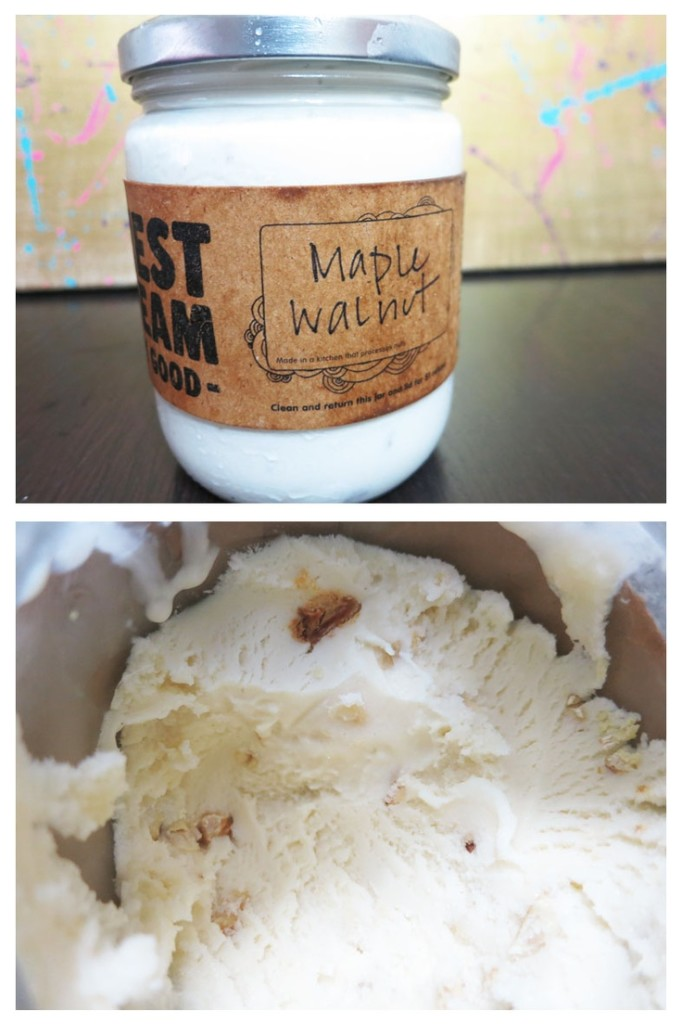 maple walnut icecream