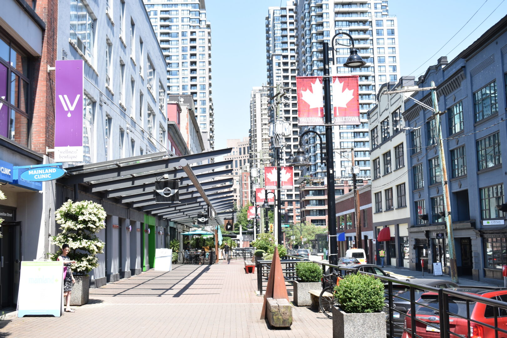 Yaletown Vancouver Extended Stay