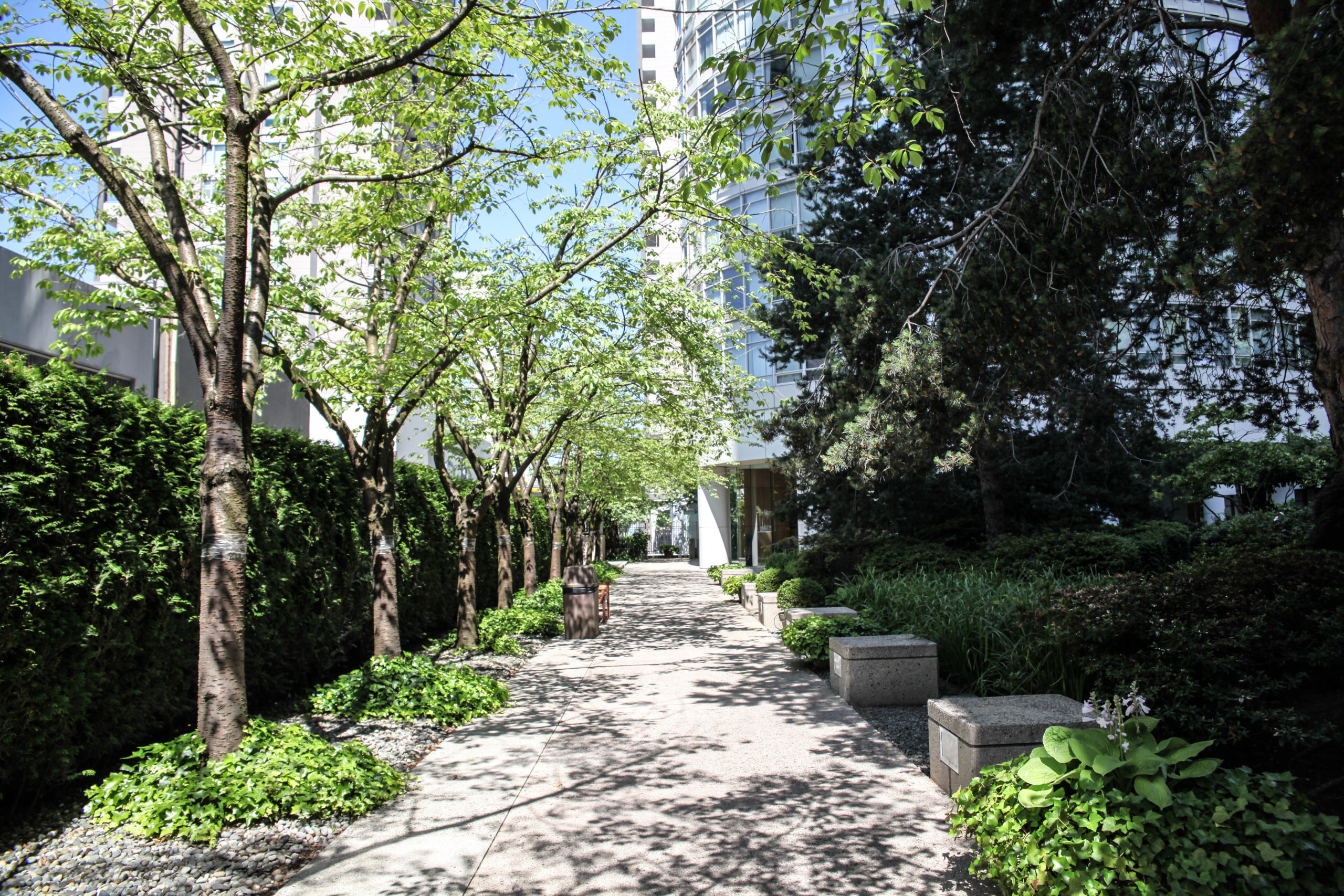 Vancouver Extended Stay Garden