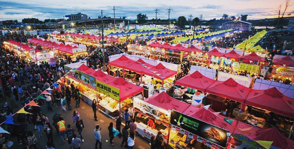 Image of the Richmond Night Market