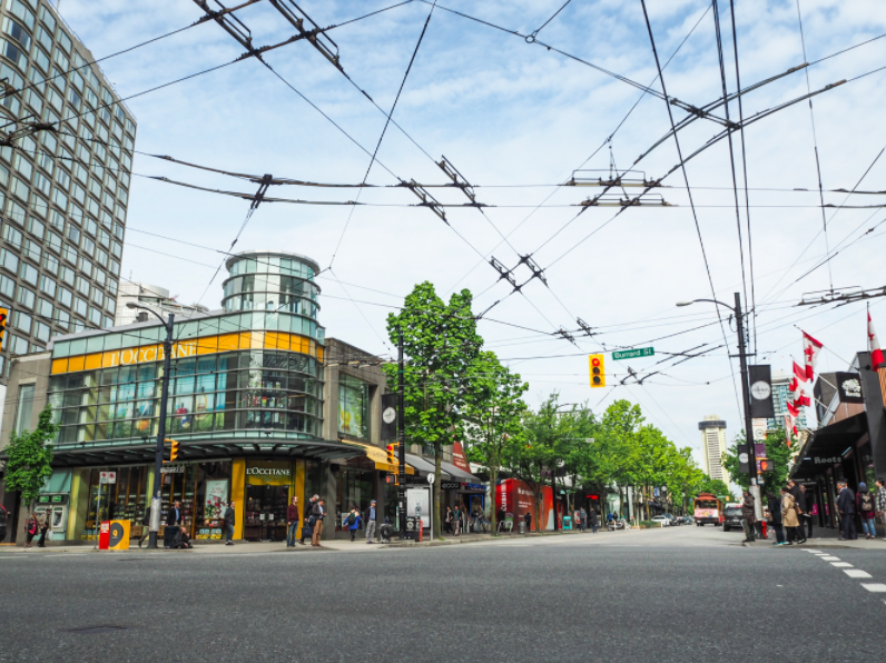 Robson Street Business Association