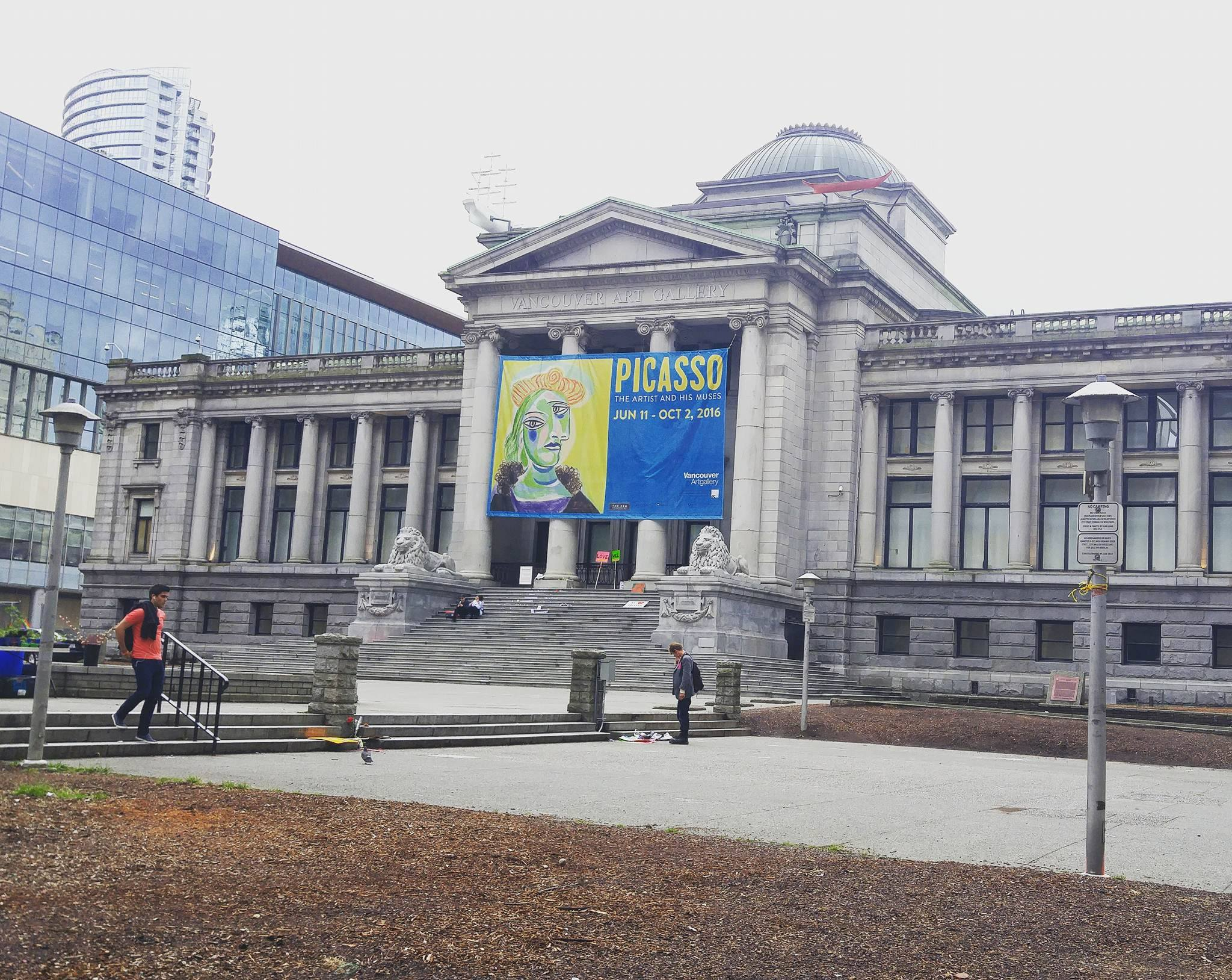 Image of Vancouver Art Gallery
