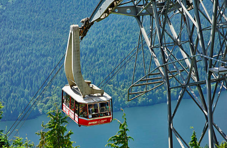 Grouse Mountain, Vancouver Extended Stay